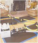 Injectidry Floor Drying System